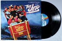 Jets - Christmas With the (1986) Vinyl LP • PROMO • Holiday