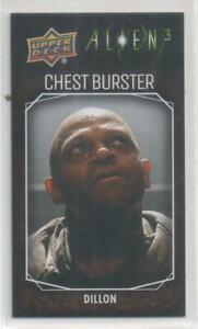 """Alien 3 Upper Deck MINI Trading Card No.M-12 """"Dillon"""""""
