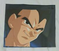 Dragon Ball GT Vegeta Cel picture & Drawing record & movie set From Japan F/S
