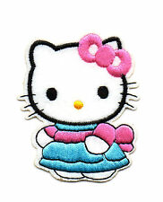 Pretty Hello Kitty Iron On Applique Patch