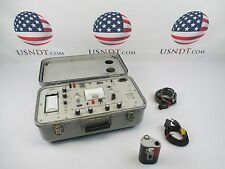 Magnaflux HT-100 Bolt Hole Scanner Eddy Current Flaw Detector NDT GE Olympus