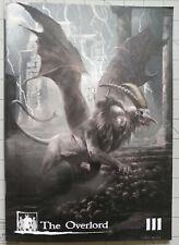 MYTHIC BATTLES PANTHEON: Compendium The Overlord - Tome III promo magazine