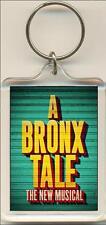 A Bronx Tale. The Musical. Keyring / Bag Tag.