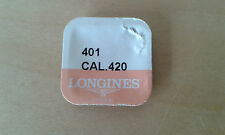 Usado - LONGINES - LOTE DE CINCO TIJAS CAL. 420 - Item For Collectors