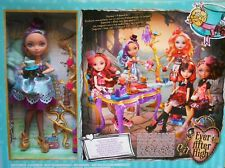 Ever After High Madeline Hatter Tè delle Meraviglie Hat-Tastick BJH36 Italiano