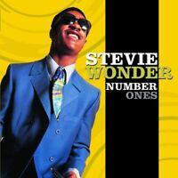 STEVIE WONDER - NUMBER ONES 2007 UK CD