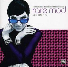 Various Artists - Rare Mod 5 / Various [New CD] UK - Import