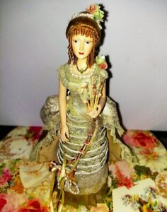 Show Stoppers 9 inch Victorian Doll Figurine