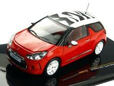 IXO MOC122 2011 Citroen DS3 Sport Chic in Red 1:43