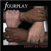 Esprit De Four, Fourplay, Audio CD, New, FREE & FAST Delivery