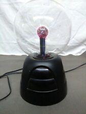 Vintage Plasma Lamp Electricity Glass Ball Tesla Stranger Things Light Halloween