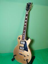 Pearl Les Paul Style E-Gitarre Gold Top Look /Japan/Ende 70s