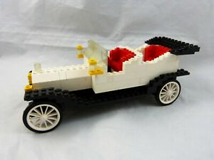 Lego 395 - 1909 Rolls Royce - aus dem Jahr 1976 ohne BA (LE 395-338)