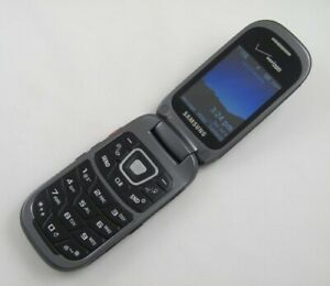 Samsung U680 Convoy 3 Verizon Cell Phone BREW GOOD
