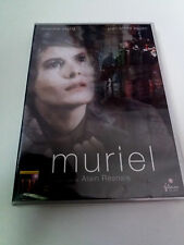 "DVD ""MURIEL"" PRECINTADA SEALED ALAIN RESNAIS DELPHINE SEYRIG JEAN-PIERRE KERIEN"