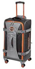 "Harley-Davidson 28"" Independence Pass Pullman Luggage 99128-RUST/BLACK"