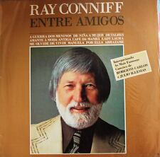 RAY CONNIFF - CD Entre Amigos - Hits of JULIO IGLESIAS and ROBERTO CARLOS * NM