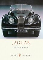 Jaguar (Shire Library) by Robson, Graham