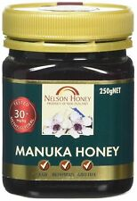 Nelson Honey Manuka Honey of Methylglyoxal 250 Grams Pure Raw Zealand Ideal