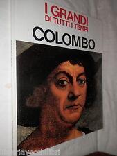 COLOMBO Cesare Giardini Periodici Mondadori 1966 i grandi di tutti i tempi libro