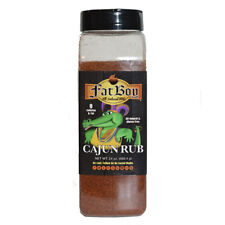 Fat Boy Natural BBQ Cajun Gluten Free Natural BBQ Rub 24 oz Grilling Seasoning