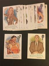 2016 Topps Allen & Ginter Other Sports Sportscasters and Sports Writers Lot 25
