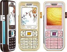 Nokia 7360 GOLD (Unlocked) Cellular Phone
