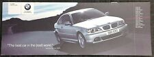 BMW 3 Series Coupé Brochure 2005 318 320 325i 330 M3 M Sport