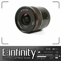 NEW Samyang AF 18mm f/2.8 FE Lens for Sony E