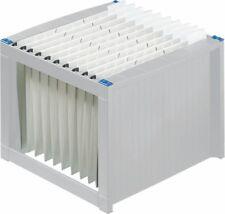 helit Hängeregister-Gestell lichtgrau H61100 für ca. 40 Hängemappen - unbefüllt