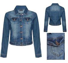 Unbranded Denim Coats & Jackets for Women