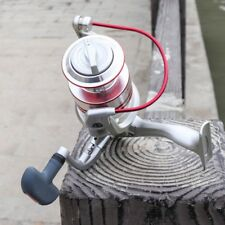 Pesca Bobina Reel asta Spinning Filatura Ruota Line Gear Metal 10BB 5.2:1 3000#
