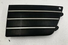 2009-2012 Lincoln MKS LH Driver front lower Bumper Grille Insert cover OEM