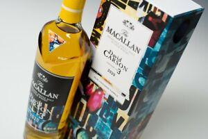 3x (!!) Macallan Concept No 3 - Limited Edition Whisky (3 Flaschen)