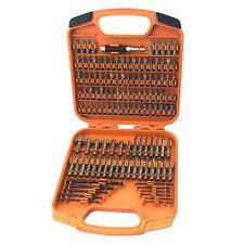 RIDGID Drill Bit and Drive Bits Bit Set 125 pc. Power Tool Accessories w/ Case