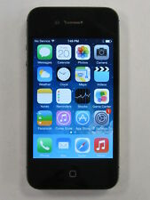 Apple iPhone 4s - 16GB - Black AT&T A1387 CLEAN IMEI! WORKS GOOD! FAST SHIPPING!