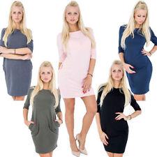 Knielange Damenkleider für Business S