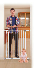 ** NEW Dreambaby Liberty tall** security gate GREAT for KIDS AND PETS WHITE BNIB