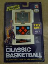 Mattel Classic Basketball Game 43572 Made in 2003