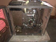 Vintage 1930's De Vry 16mm Sound Projector Clean!