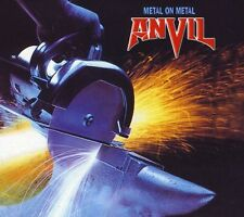 Metal On Metal - Anvil (2003, CD NEUF)