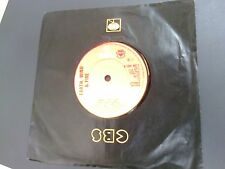 "EARTH, WIND & FIRE - CAN'T LET GO - 7"" SINGLE"