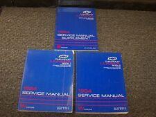 1994 Chevy Lumina Workshop Shop Service Repair Manual Set Euro Z34 3.1L 3.4L
