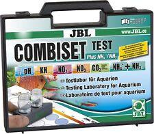 JBL TEST COMBISET (Combi Set) + tra cui AMMONIACA (nh4) kit di test @ PREZZO D'OCCASIONE