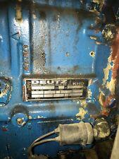 Deutz F2l511 Diesel Engine