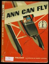 Dr Seuss: Beginner Books: B-12 Ann Can Fly HB/DJ Later but fairly early (1959)