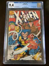 💎X-Men #4. CGC 9.4 First Appearance Of Omega Red! ✅