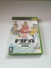 FIFA FOOTBALL 2004 Microsoft Xbox Game 2003