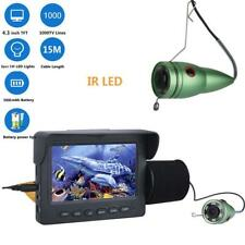 Waterproof Fish Finder Detector Video Recorder Underwater Visual Camera Monitor