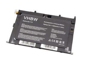 BATTERIE 4600mAh pour LG G Pad 8.3, V500, BL-T10, EAC62159101
